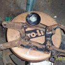 99-00 POWER STEERING BRACKET ENGINE MOUNT CAVALIER*LQQK
