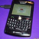 ***BlackBerry 8800 - Black Vodafone (Unlocked) Smartphone***LQQK