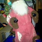 "***Old Saint Nick Santa with Presents 15"" Tall Rare***LQQK"