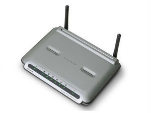***Belkin F5D9230-4 54 Mbps 4-Port 10/100 Wireless G Router***LQQK