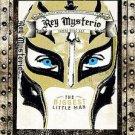 ***WWE - Rey Mysterio: The Biggest Little Man (DVD, 2007, 1-Disc)***LQQK