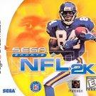 ***NFL 2K  (Sega Dreamcast, 1999)***LQQK