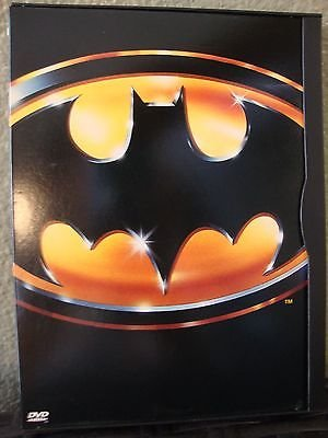 Batman 1989 Standard and Widescreen DVD 1997