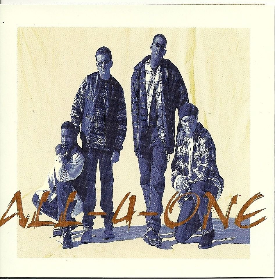 All 4 One CD