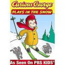 Curious George: Plays in the Snow and Other Awesome Activities (DVD, 2007)