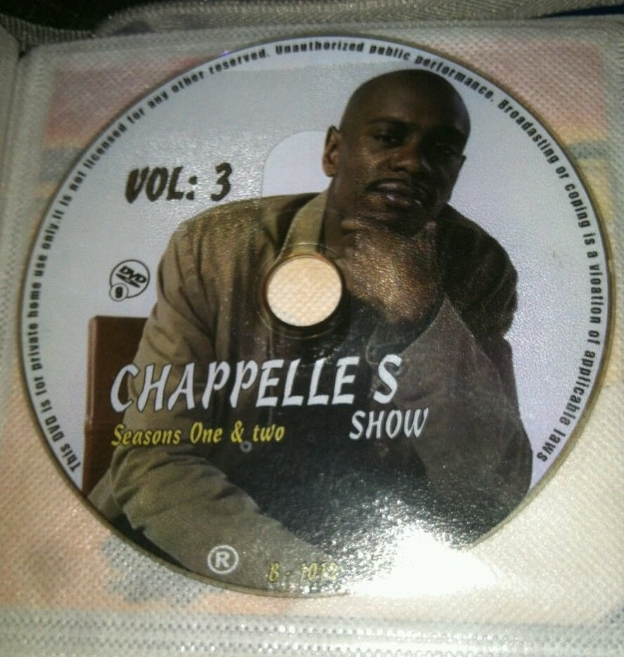 Chappelle's Show - Season 1 & 2 Vol. 3