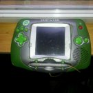 Leapster Learning Game System / Green LeapFrog educational games teach