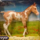 Extreme Overo - Breyer Camila #9195 Springtime Foal - New in Box