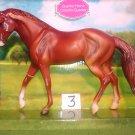 2017 Breyer Horses Classic #916 Chestnut Quarter Horse Figurine