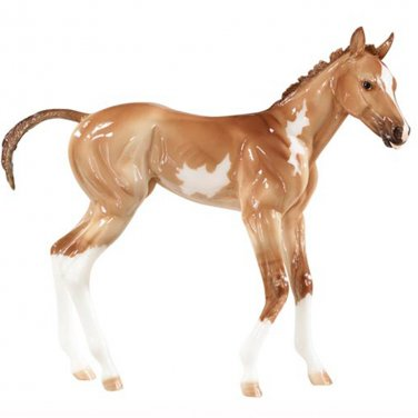 Minimal Overo - Breyer Camila #9195 Springtime Foal - New in Box