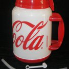 64 oz Coca-cola Plastic Insulated Giant Travel Mug Whirley Drink