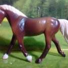 2011 JCP PoB G4 Silver Bay Driving Horse #410528 Breyer Stablemate