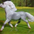 2011 JCP PoB G2 Trotting Pony Grey Shetland #410528 Breyer Stablemate