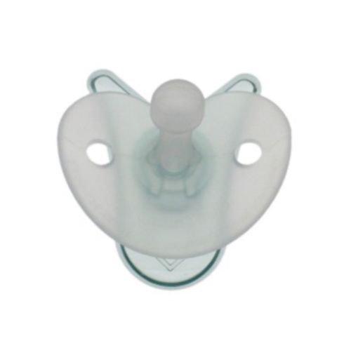 Wee Thumbie AQUA Micro Preemie Smallest Pacifier NICU Reborn Baby Doll