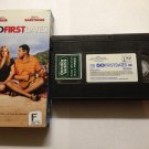 50 First Dates Used VHS Tape