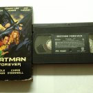 Batman Forever Used VHS tape
