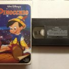 Pinocchio (Walt Disney's Masterpiece) Used VHS Tape