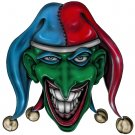 "6"" printed airbrushed design joker-02 vinyl decal sticker for any smooth surface."