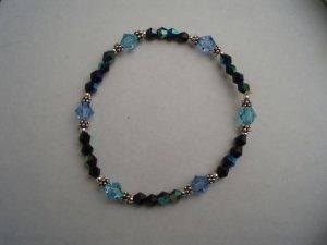 Swarovski stretch bracelet