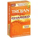 rojan Intensified Charged Orgasmic Pleasure Lubricant Condoms, 10ct (As Seen On MTV VMAs?)