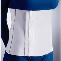 """ELASTIC SIZED ABDOMINAL BINDER, 10"""" HEIGHT, Small (24-30"""")"""