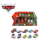 Disney Pixar 10 Car collector set TRUS Exlusive in BOx