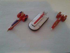 3 Matchbox & Hot Wheels Original cars