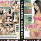 Sweet As Honey 2 (DVD) Acid Rain Super Shots ANAL ORAL FACIAL SANDRA ROMAINE NEW