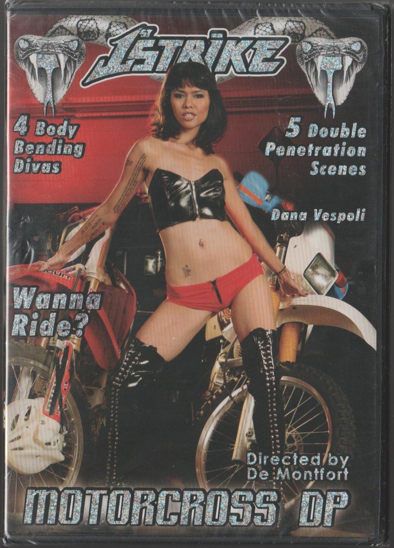 Motorcross DP (DVD) 1st Strike D.P. DOUBLE PENETRATIONS IN EVERY SCENE NEW