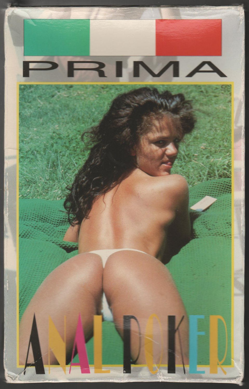 PRIMA ANAL POKER (Adult VHS XXX) JET SET ORAL COCK CUNTS CUM TITTIES MUST SEE