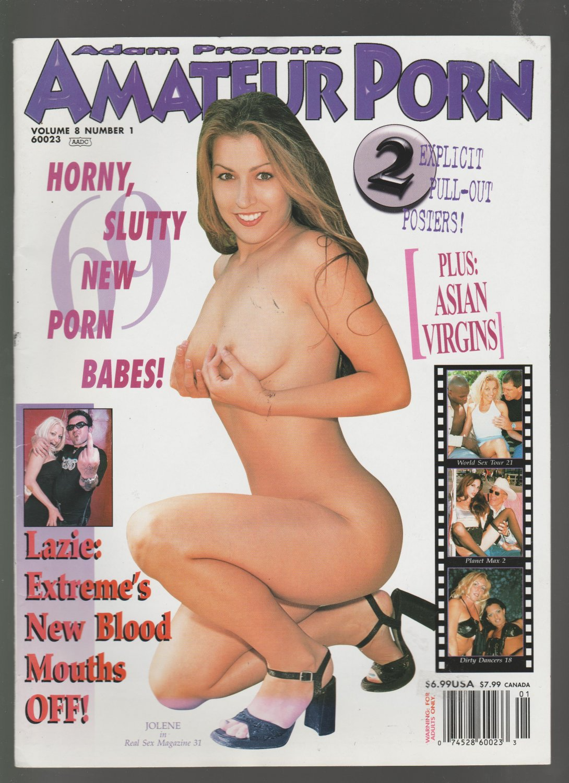 Amateur Porn Adam October 2000 Volume 8 #1 Horny Slutty New Porn Babes