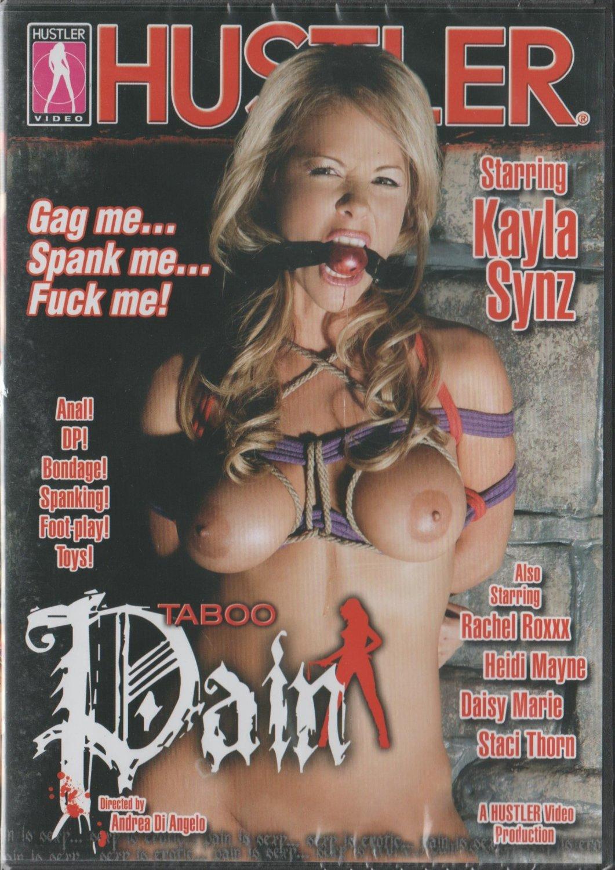 Hustler Magazin mit DVD