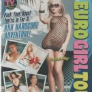 Penthouse: Euro Girl Tour (DVD) 5 HOT EURO VIXENS CRISTAL MAY BLUE ANGEL NEW