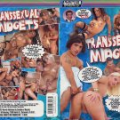 Transsexual Midgets (DVD) Robert Hill SHE MALES TGIRL TRANNY LITTLE PEOPLE NEW