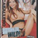 Shemales Gone Wild! (DVD) Caballero TRANNY TGIRLS SHAMILA ISABELLA ASHLEY NEW