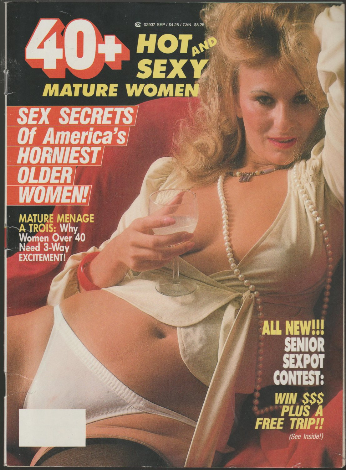 Sexy old ladies sex magazine