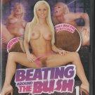 BEATING AROUND THE BUSH 1 NEW DVD THEATER X VICTIROA RUSH BRIANNA LEIGH MARGO