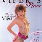 Viper's Place (DVD) Caballero Classics ERICA BOYER NINA HARTLEY MAUVIS NEW