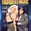 Jane Bond Meets Thunderthighs (DVD) Caballero Classics EVA ALLEN LAYLA NEW