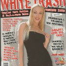 WHITE TRASH 2003 {Adult} METRO PRINTED IN CANADA PREMIERE ISSUE KATIE MORGAN