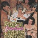 GRATEFUL GRANMA'S GANG BANG {Adult VHS} FLIMCO SARAH MAPLES SANDRA DEE & MORE