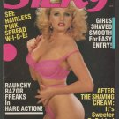Silky April 1991 4/91 SHAVED SMOOTH SNATCH HAIRLESS PINK SPREAD
