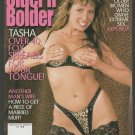 Older 'N Bolder # 30 2004 COVERGIRL TASHA: OVER 40 FOX SPREADS FOR YOUR TONGUE
