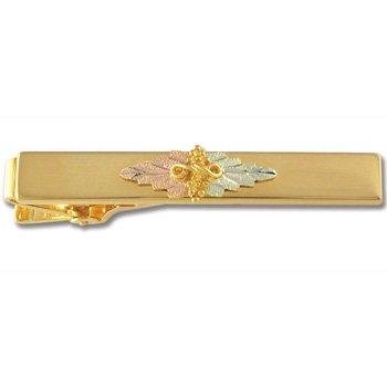 Black Hills Gold Dressy Tie Bar
