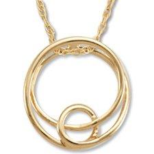 Looping Hoops Necklace Landstrom's Black Hills Gold