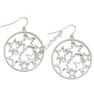 Circle Of Stars Earrings By Landstroms Black Hills Gold
