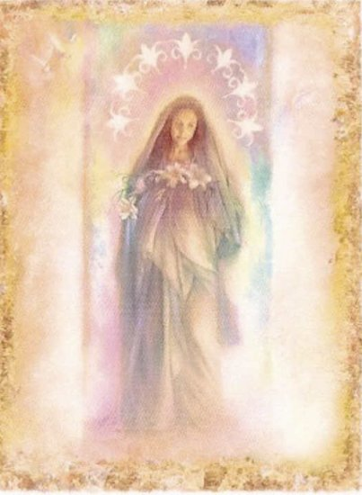 """Limited Edition Giclee Tom duBois' """"Mary of Magdela"""""""