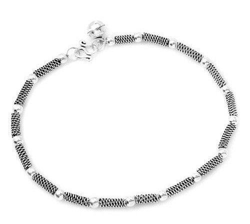 Beautiful Anklet Made of 925 Sterling Silver