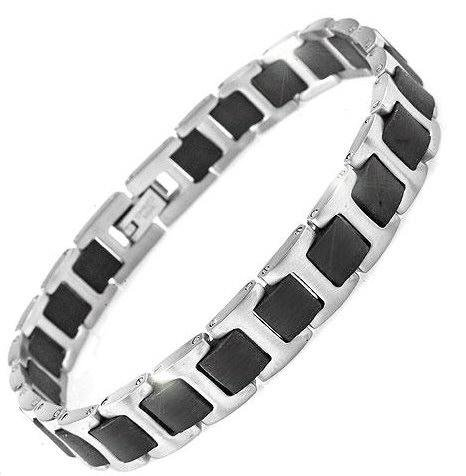 Stainless Steel Gents Bracelet