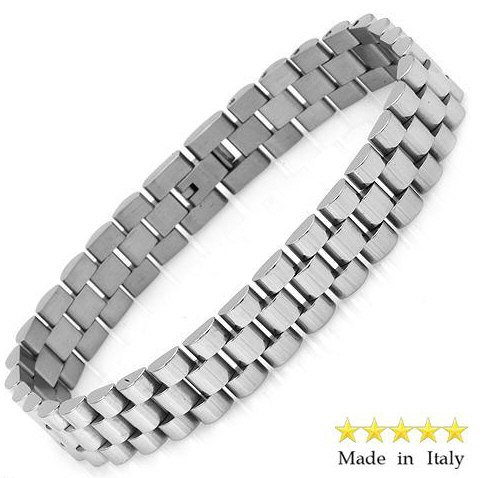 Attractive Gents Bracelet Made in Italy